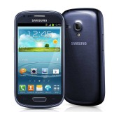 Sample phone (Dummy) for specification reference of model Samsung i8190 Galaxy S3 Mini ( S III Mini ) Blue