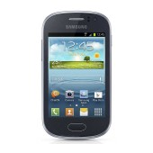 Sample phone (Dummy) for specification reference of model Samsung S6810 Galaxy Fame Blue