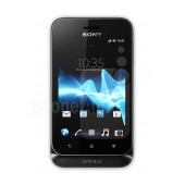 Sample phone (Dummy) for specification reference of model  Sony Xperia Tipo Black