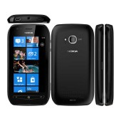 Sample phone (Dummy) for specification reference of model LUMIA 710 Blue