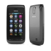 Sample phone (Dummy) for specification reference of model NOKIA ASHA 308 Black