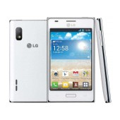 Sample phone (Dummy) for specification reference of model LG Optimus L5 II E460 White