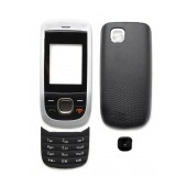 Front Cover Nokia 2220 Slide with keyboard Gray OEM