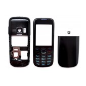 Front Cover Nokia 6303 Classic with keyboard Black OEM