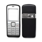 Front Cover Nokia 6070 with keyboard Gray OEM