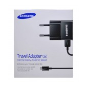 Travel Charger Samsung ETA0U80EBE with Detachable Cable Micro USB for N7000 Galaxy Note 1000 mAh