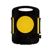 Universal Car Mount Ancus Yellow- Black for Tablet 7'' to 10.1'' Inches