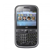 Sample phone (Dummy) for specification reference of model Samsung Ch@t 335 Black