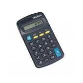Calculator TopWrite Solar Dual Power 8 Digit Black