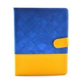 Smart Case Ancus for Apple iPad 2, 3, 4 Blue - Yellow