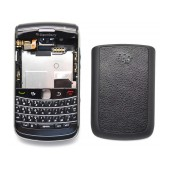 Front Cover BlackBerry Bold 9700 with Jack and Battery Connector,Side Keys & Keyboard Black Original