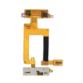 Flex Cable Nokia C2-02 with Upper PCB Keyboard Original