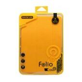 Smart Case Baseus Folio for Apple iPad Air Yellow
