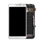 Original LCD & Digitizer Samsung N9005 Galaxy Note 3 ( Note III ) White GH97-15107B, GH97-15209B