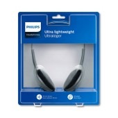 Philips Stereo Headphone SBCHL140 3.5 mm White - Black for mp3, mp4 and Sound Devices