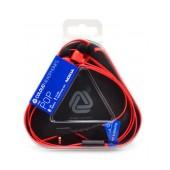 Hands Free Stereo Nokia Coloud Pop WH-510 3.5 mm AHJ Jack for Nokia Lumia, Asha Red Original
