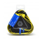 Hands Free Stereo Nokia Coloud Pop WH-510 3.5 mm AHJ Jack for Nokia Lumia, Asha Yellow Original