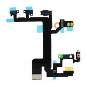 On/Off Switch With Volume and Mute Control For Apple iPhone 5S Original