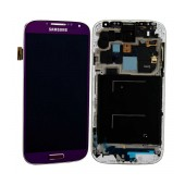 Original LCD & Digitizer Samsung i9505 Galaxy S4 Purple GH97-14655D