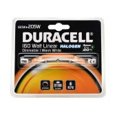 Halogen Lamp Duracell 160W 3100 Lumen