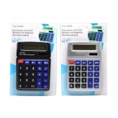 Calculator Set TopWrite Solar 8 Digit Two Colors 2 Pieces