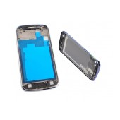 Front Cover Frame Samsung i8260 Galaxy Core Blue Original GH98-27137A