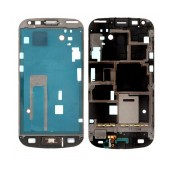 Front Cover Frame Samsung S7562 Galaxy S Duos Black Original GH98-24361A