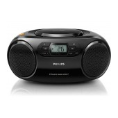 Philips USB MP3-CD Soundmachine AZ320/12 Black with USB Port