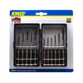 Tool Set Kinzo Mini 11 Pieces with Case