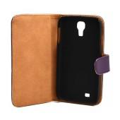 Book Case Ancus Cobus for Samsung i9505/i9500 Galaxy S4 Purple