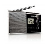 Portable Digital Radio FM/MV Philips AE1850 Black - Silver