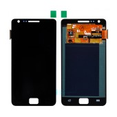 Original LCD & Digitizer Samsung i9100 Galaxy S II Black without Frame