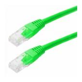 Patch Cable Jasper Cat 5E UTP 5m Green