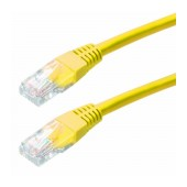 Patch Cable Jasper Cat 5 UTP 5m Yellow