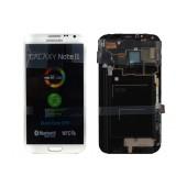 Original LCD & Digitizer for Samsung N7100 Galaxy Note II White GH97-14112A
