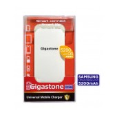 Power Bank Gigastone P1H-52S 5200 mAh White