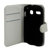 Book Case Ancus Teneo for Alcatel One Touch Pop OT-4033/Pop C2 OT-4032 White