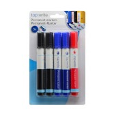 Marker for Notes Top Write 5 Pieces