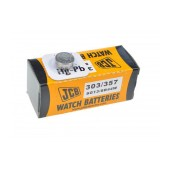Buttoncell JCB 303/357 SG13/SR44W Pcs. 1