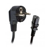 Power Cord Jasper C13 1.8m 2pin EU (Heavy Duty)