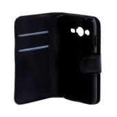 Book Case Ancus Teneo for Samsung SM-G318H/SM-G313 TPU Black