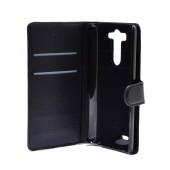 Book Case Ancus Teneo for LG G3 S D722 (G3 Mini) TPU Black