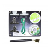 Multifunction Repair Station Best with Soldering Materials 7 in 1