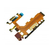 Power Switch Button Sony Xperia Z2 D6503 with Side Keys, Mic and Flex Original 1276-9751