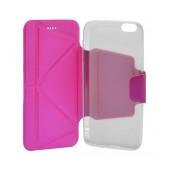 Book Case Ancus Classic for Apple iPhone 6 Plus/6S Plus Fuchsia
