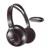 Philips Wireless Stereo Headphones SHC1300 Black for TV and HiFi Stereo