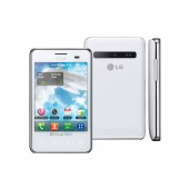 Sample phone (Dummy) for specification reference of model LG L40 D160 White