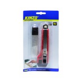 Cutter Knife Kinzo with spare parts
