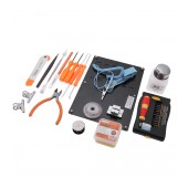 Multifunction Repair Station Jakemy JM-1101 with Soldering Materials 49 in 1