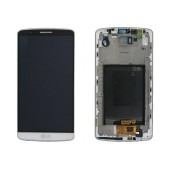 Original LCD & Digitizer for LG G3 D855 White ACQ87190301, CRD32133301